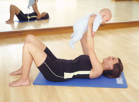 Best Ways to Lose the Baby Weight
