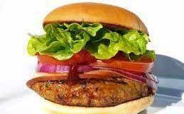 Mel's Best Turkey Burgers